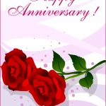 Happy Anniversary Roses   Happy Anniversary Card (Free) | Greetings   Free Printable Anniversary Cards