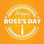 Happy Boss Day Wishes Greeting Cards, Free Ecards & Gift Cards   Free Printable Boss's Day Cards