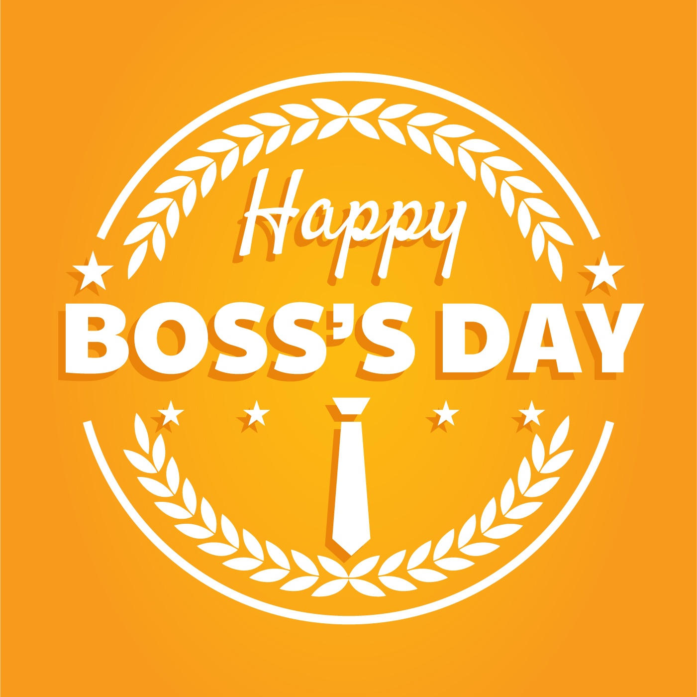 Happy Boss Day Wishes Greeting Cards, Free Ecards & Gift Cards - Free Printable Boss's Day Cards