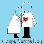 Happy Nurses Day | Pugsleyprints   Nurses Day Cards Free Printable