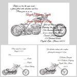 Harley Davidson Birthday Invitations Printable | My Dad's 50Th   Free Printable Harley Davidson Birthday Invitations
