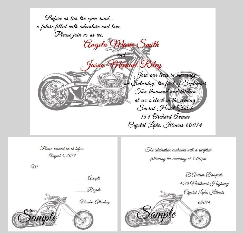 Harley Davidson Birthday Invitations Printable | My Dad's 50Th - Free Printable Harley Davidson Birthday Invitations