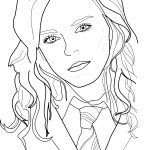 Harry Potter Coloring Page   Coloring Pages For Kids   Free Printable Harry Potter Coloring Pages