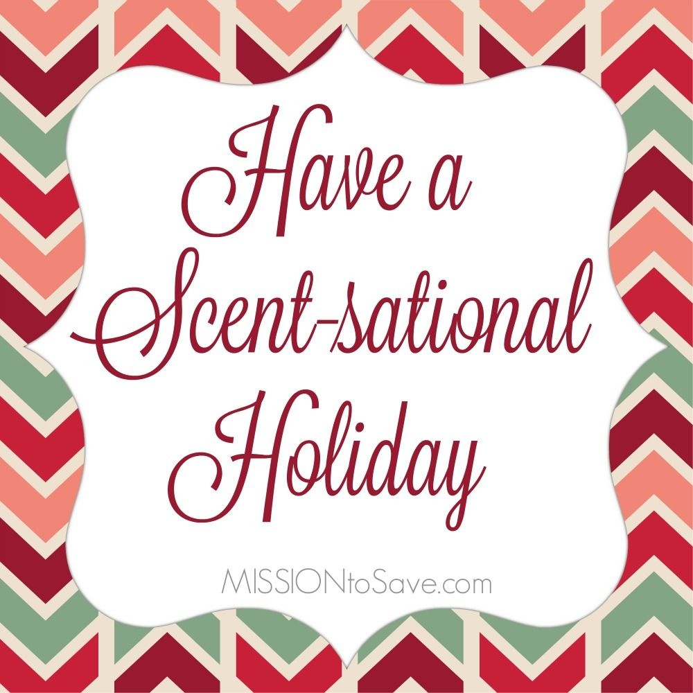 """Have A """"Scent""""Sational Holiday Gift Basket Idea!   Free Printables - Scentsational Teacher Free Printable"""