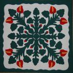 Hawaiian Quilt   Wikipedia   Free Printable Hawaiian Quilt Patterns