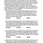 Heat Transfer   Myron The Moth Is Flying Through A Rock Concert   Free Printable Heat Transfer Worksheets