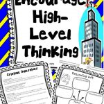 Higher Level Thinking Lesson Plans And Printables For Any Book   Free Printable Level H Books