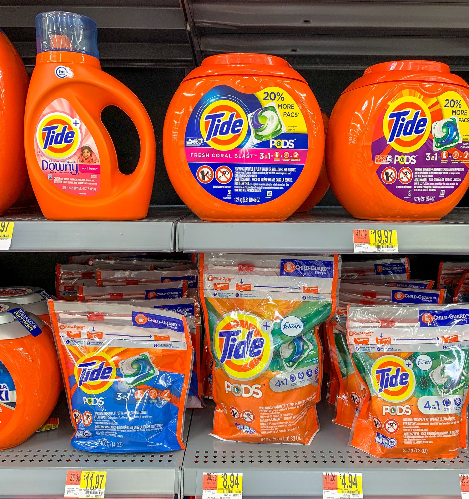 Hot* 2 More New Printable Tide Coupons + Deals At Target & Walmart - Tide Coupons Free Printable