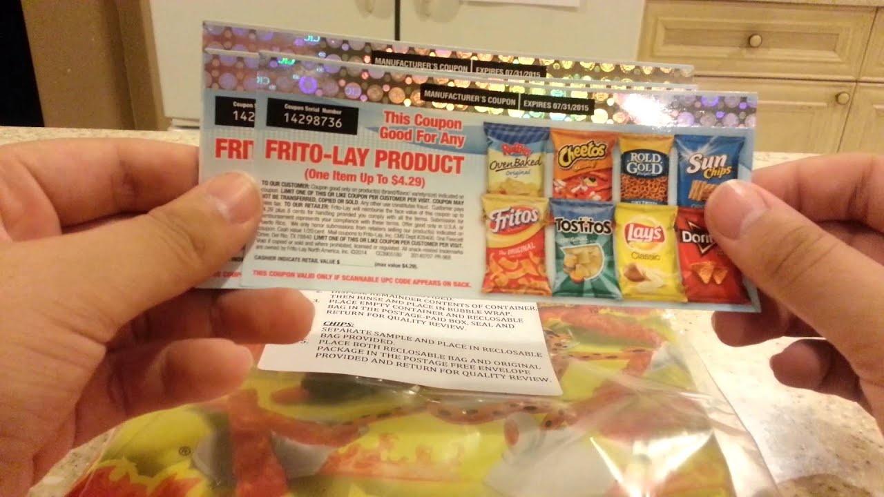 Hot New $1/1 Lay's Coupon = $1.00 At Kroger + More! - Free Printable Frito Lay Coupons