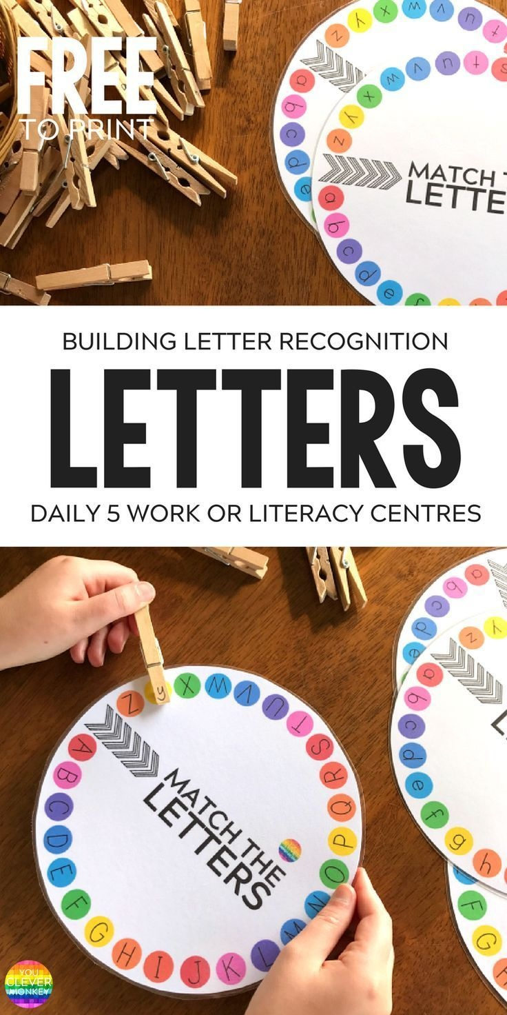 How To Build A Child's Understanding Of Letters And Sounds | Letters - Free Printable Alphabet Wheels