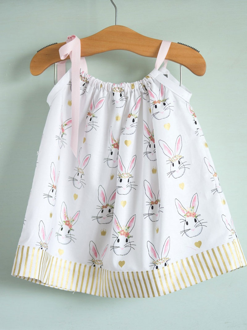 How To Make A Dress: 25 Free Dress Patterns For Girls + Women - It's - Free Printable Toddler Dress Patterns
