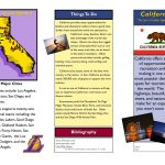 How To Make A Travel Guide Brochure   Tutlin.psstech.co   Free Printable Travel Brochures