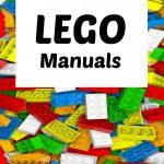 How To Organize Lego Manuals (+ Free Lego Printables!)   Making Lemonade   Free Printable Lego Instructions