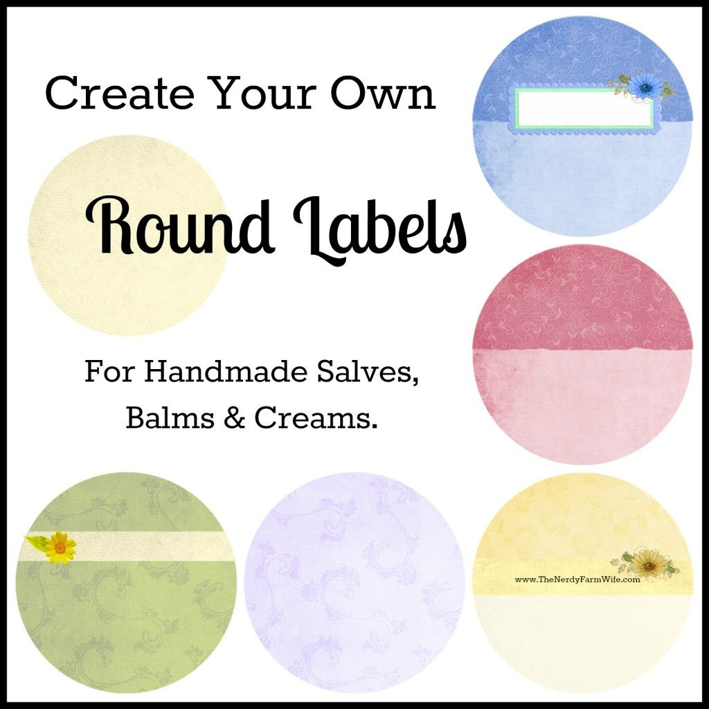 How To Package Bath Bombs {+ Labeling Tutorial} | Craft & Diy Ideas - Free Printable Lip Balm Label Template