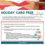 How To Send A Frugal Holiday Card | Christmas | Holiday Cards   Make A Holiday Card For Free Printable