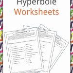 Hyperbole Examples, Definition & Worksheets | Kidskonnect   Indian In The Cupboard Free Printable Worksheets