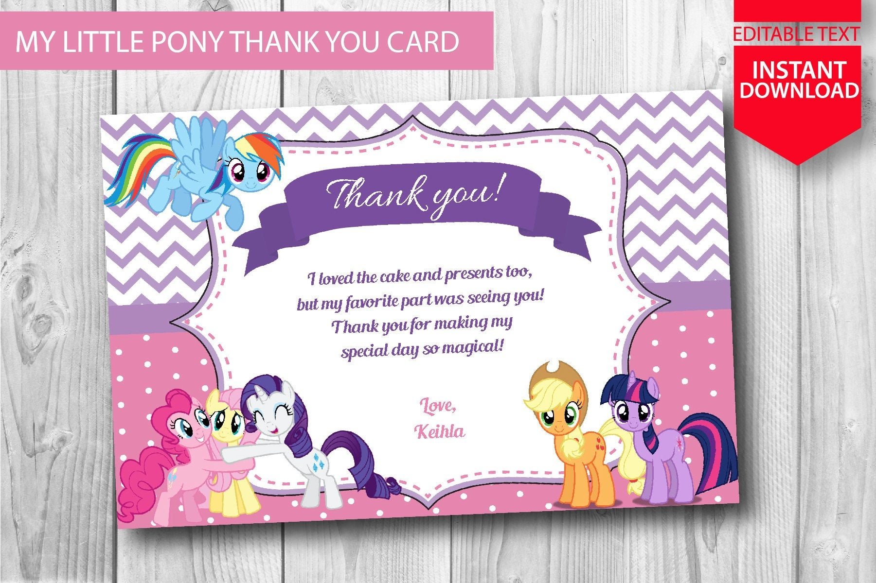I.etsystatic/12321204/r/il/58C10A/1415461540/i - Free Printable My Little Pony Thank You Cards