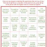 Ice Breaker Bingo (Free Printable)   Flanders Family Homelife   Christian Christmas Games Free Printable