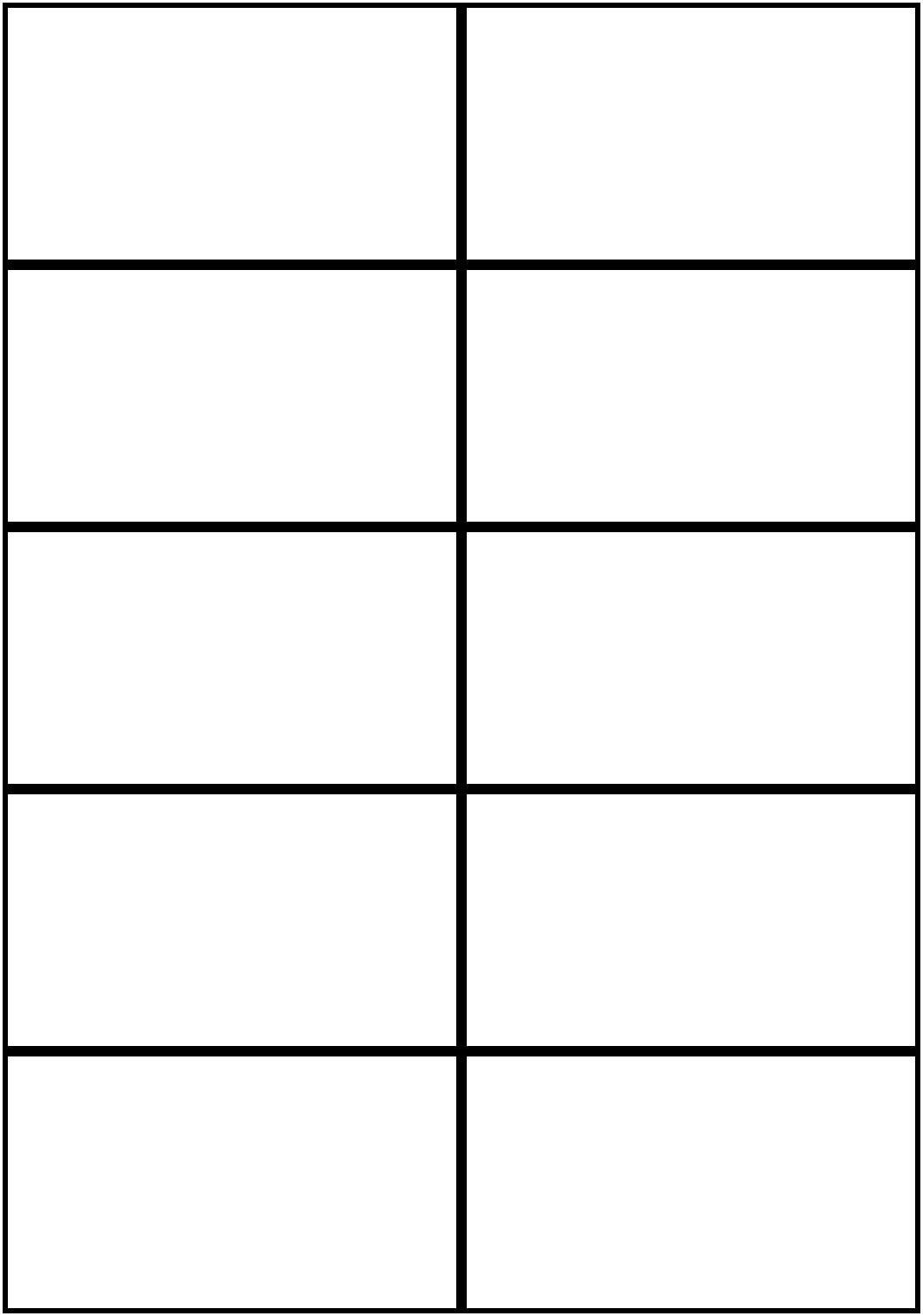 Image Result For Flashcards Template Word   Worksheets   Free - Free Printable Business Card Templates For Word