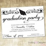 Image Result For Graduation Party Invitation Wording Ideas | Zach   Free Printable Graduation Party Invitations