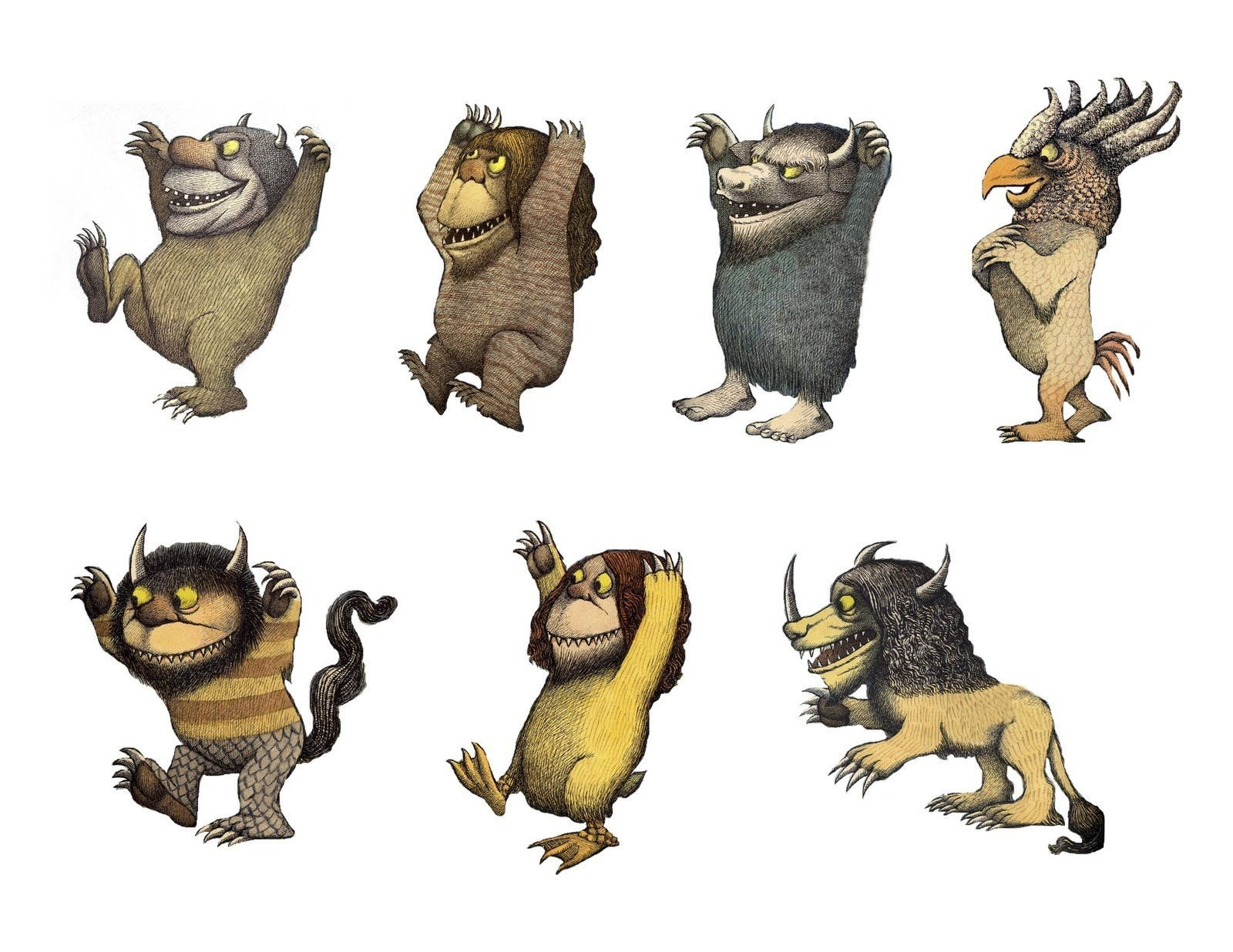 Image Result For Where The Wild Things Are Free Printables | Lylas - Where The Wild Things Are Free Printables