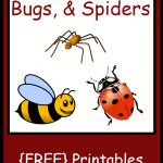 Insect, Bug, & Spider Themed {Free} Preschool Printables | Preschool   Free Printable Worm Worksheets