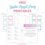 Is It A Boy Or A Girl !! Free Gender Reveal Party Printable   Free Printable Gender Reveal Games