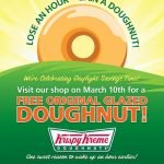 Is This For Real??? Yes Please!!! Free Glazed Doughnut On 3/10/13   Free Printable Krispy Kreme Coupons
