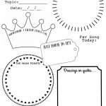 I've Made Up A Worship Notes/ Sermon Notes Free Printable For The   Free Printable Sunday School Lessons For Teens