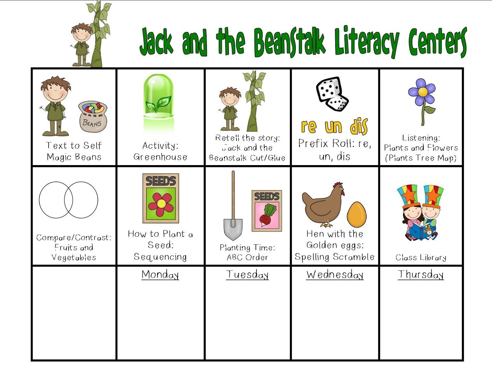 Jack And The Beanstalk Free Printable Activities – Orek - Jack And The Beanstalk Free Printable Activities