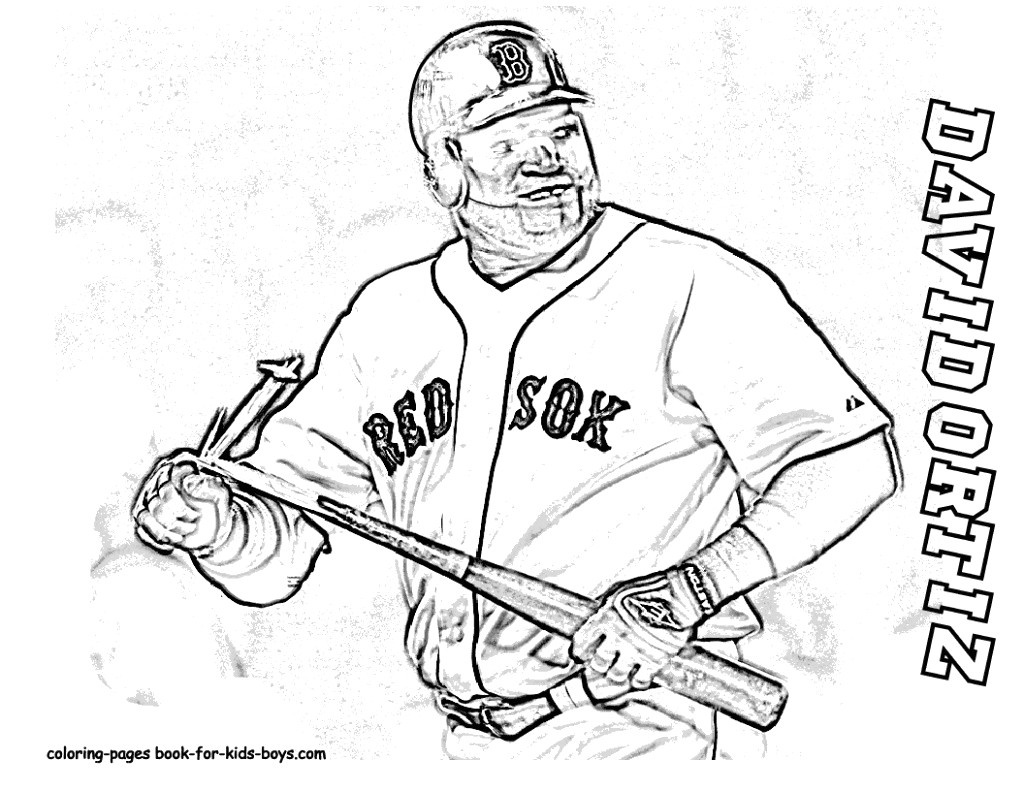 Jackieon Coloring Pages Printable Free Page Pdf | Coloring Pages - Jackie Robinson Free Printables