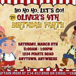 Jake And The Neverland Pirates Party Games, Invitations And More!   Free Printable Jake And The Neverland Pirates Cupcake Toppers