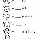Kindergarten: Free Printable Activities For Kindergarten. Fun   Free Printable Activities For Preschoolers