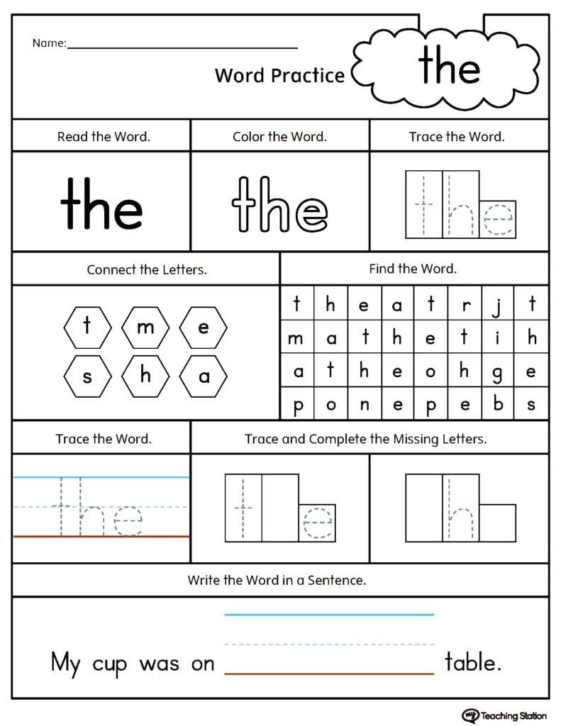 Kindergarten: Free Printable Writing Templates Fun Thanksgiving - Free Printable Language Arts Worksheets For Kindergarten