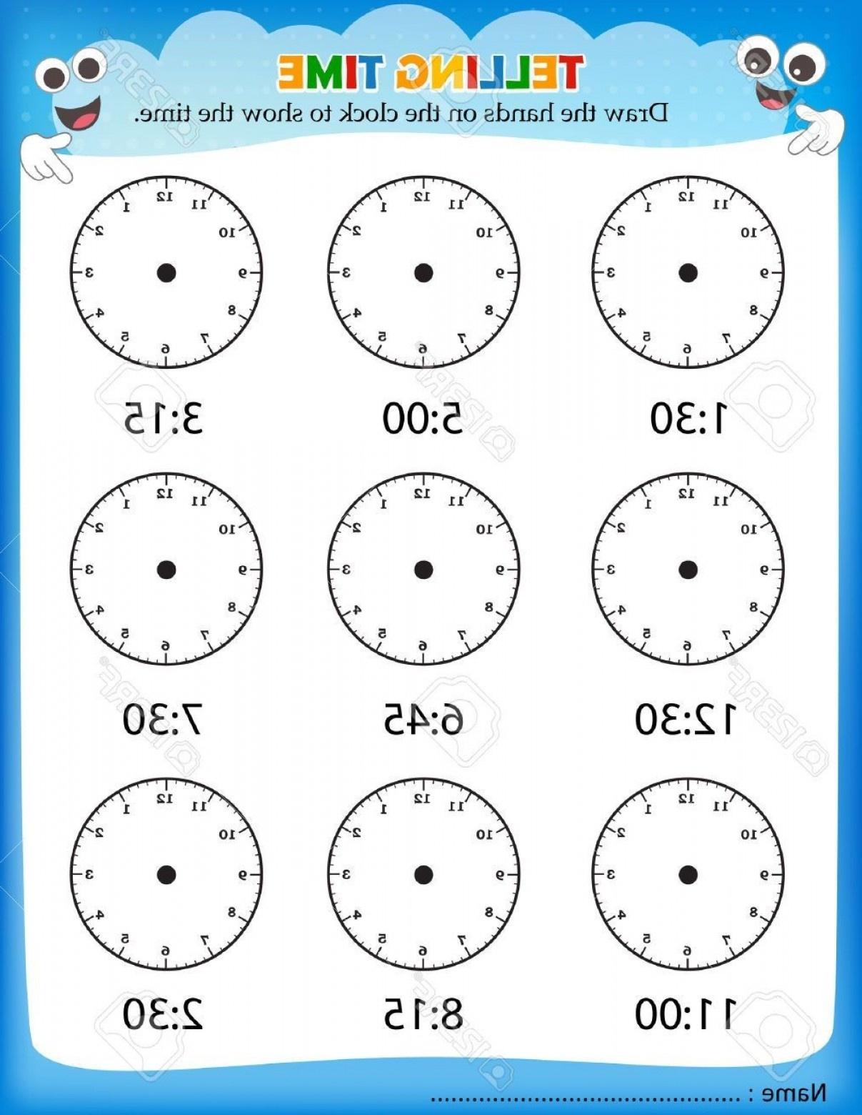 Kindergarten: School Worksheets For Kindergarten. Phonics Reader For - Free Printable Time Worksheets For Kindergarten