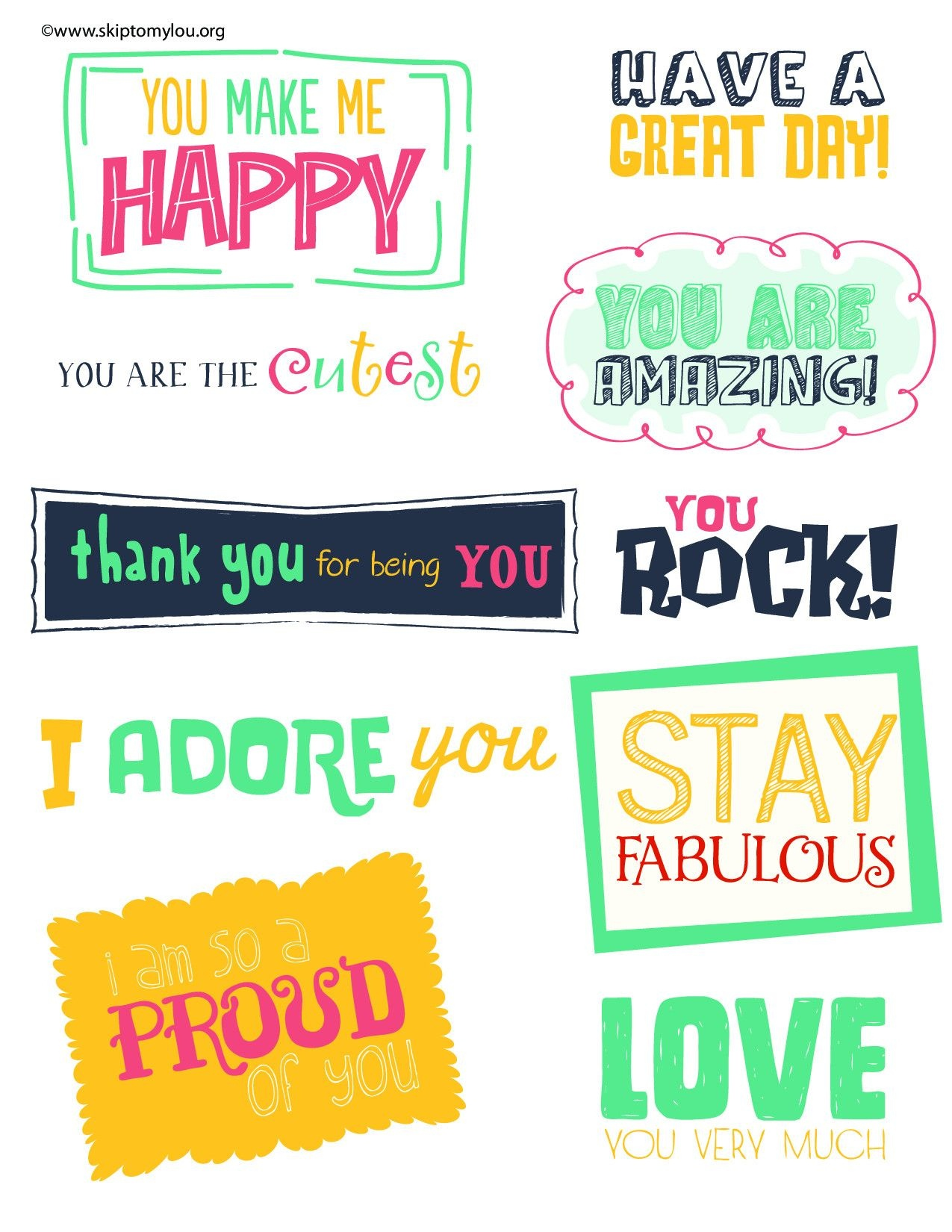 Kindness Cards {Free Printable} | Printables For Parents | Kindness - Free Printable Kindness Cards
