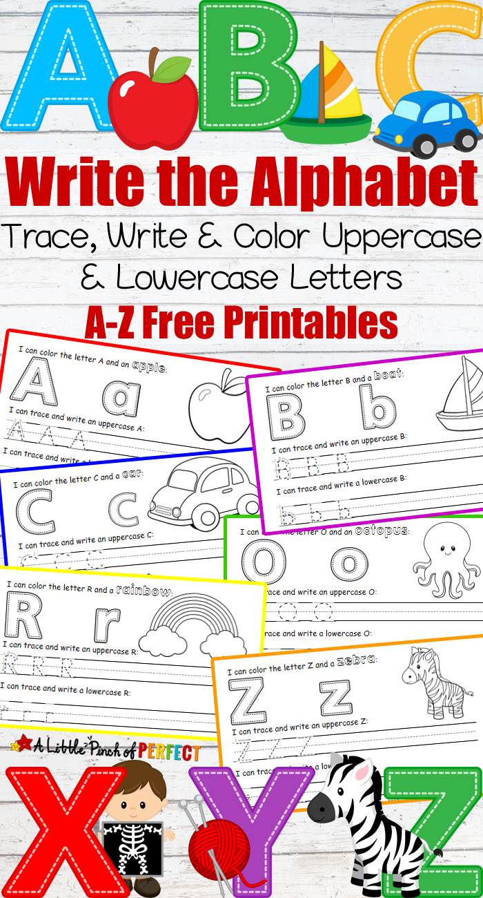 Letter Writing Practice Free Printables - - Learning To Write Letters Free Printables