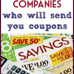 List Of Companies To Email For Coupons!   Free Printable Chinet Coupons