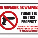 List Of Synonyms And Antonyms Of The Word: No Weapons Sign   Free Printable No Guns Allowed Sign