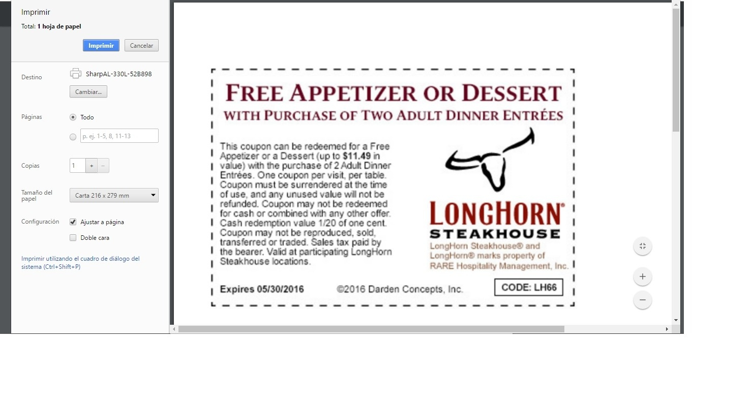 Longhorn Coupons Free Appetizer 2018 - Tyson Fully Cooked Chicken - Texas Roadhouse Free Appetizer Printable Coupon 2015
