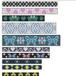 Loom+Beading+Patterns   Native American Split Loom Patterns: Free   Free Printable Bead Loom Patterns