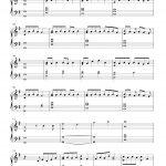 Lost Boy Ruth B Free Piano Sheet Music & Piano Chords   Lost Boy Piano Sheet Music Free Printable