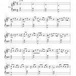 Lost Boy Ruth B Stave Preview 1 | Piano | Piano Sheet Music, Lost   Lost Boy Piano Sheet Music Free Printable