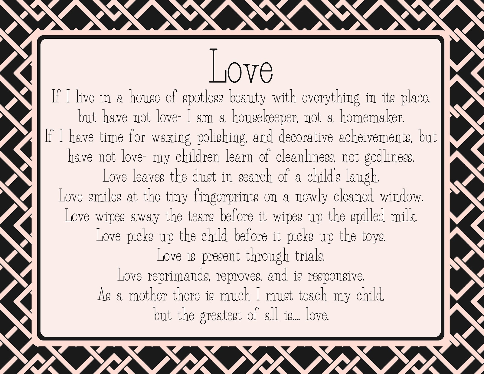 Love Poems For Him For Her For The One You Love For Your Boyfriend - Free Printable Romantic Poems