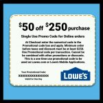 Lowes 20 Printable Coupon (86+ Images In Collection) Page 1   Lowes 20 Printable Coupon Free