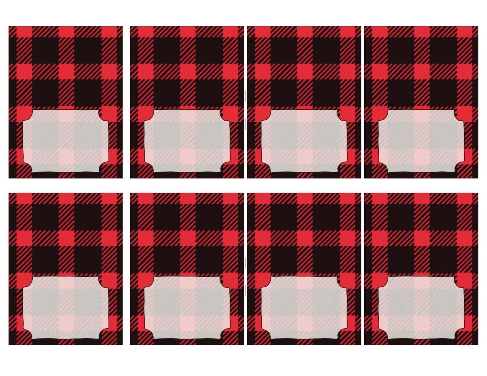 Lumberjack Food Labels Free Printable | Owens First Birthday - Lumberjack Printables Free