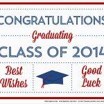 Luxury Free Printable Graduation Invitation Templates | Best Of Template   Free Printable Graduation Invitations 2014