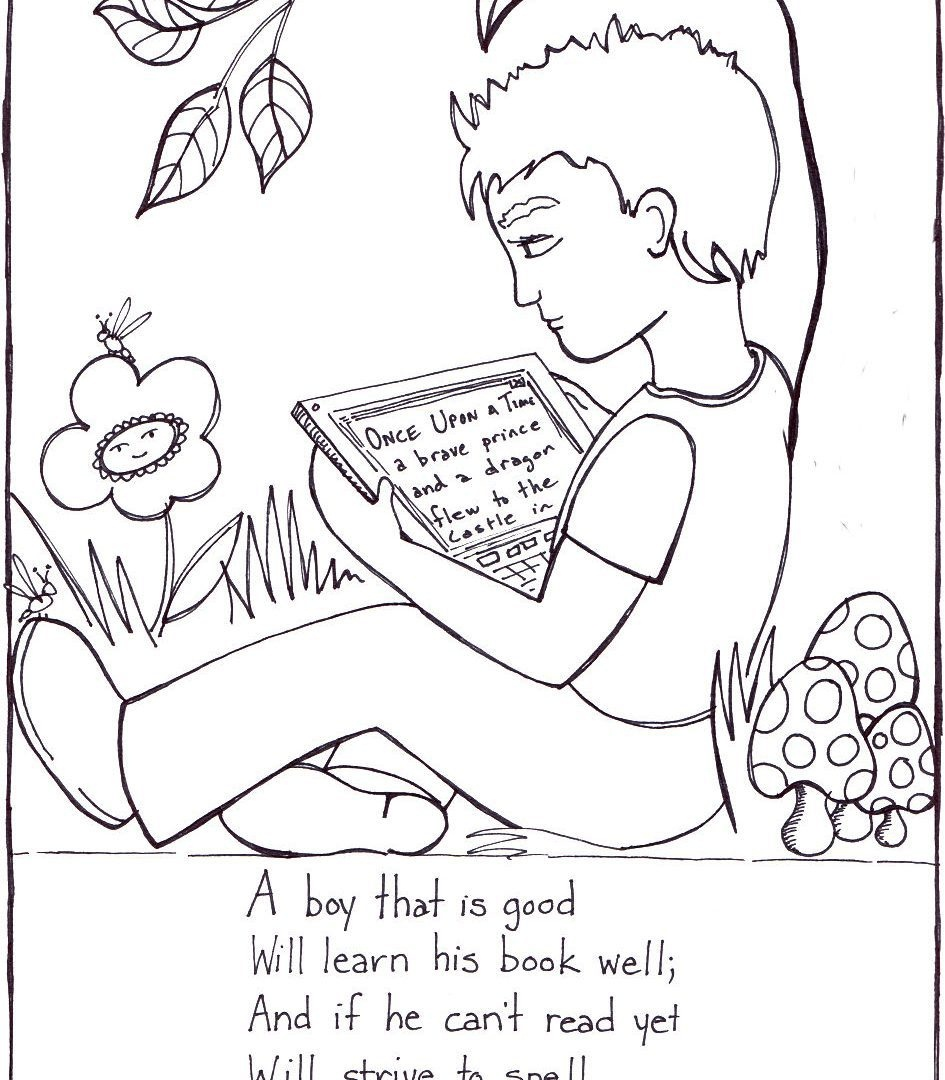 Luxury Free Printable Nursery Rhyme Coloring Pages | Coloring Pages - Free Printable Nursery Rhyme Coloring Pages