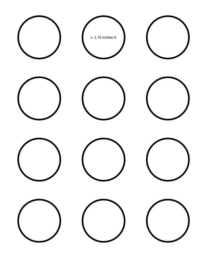 Macaron Templates. Star Template Macarons. Snowman And Templates On - Free Printable Macaron Template