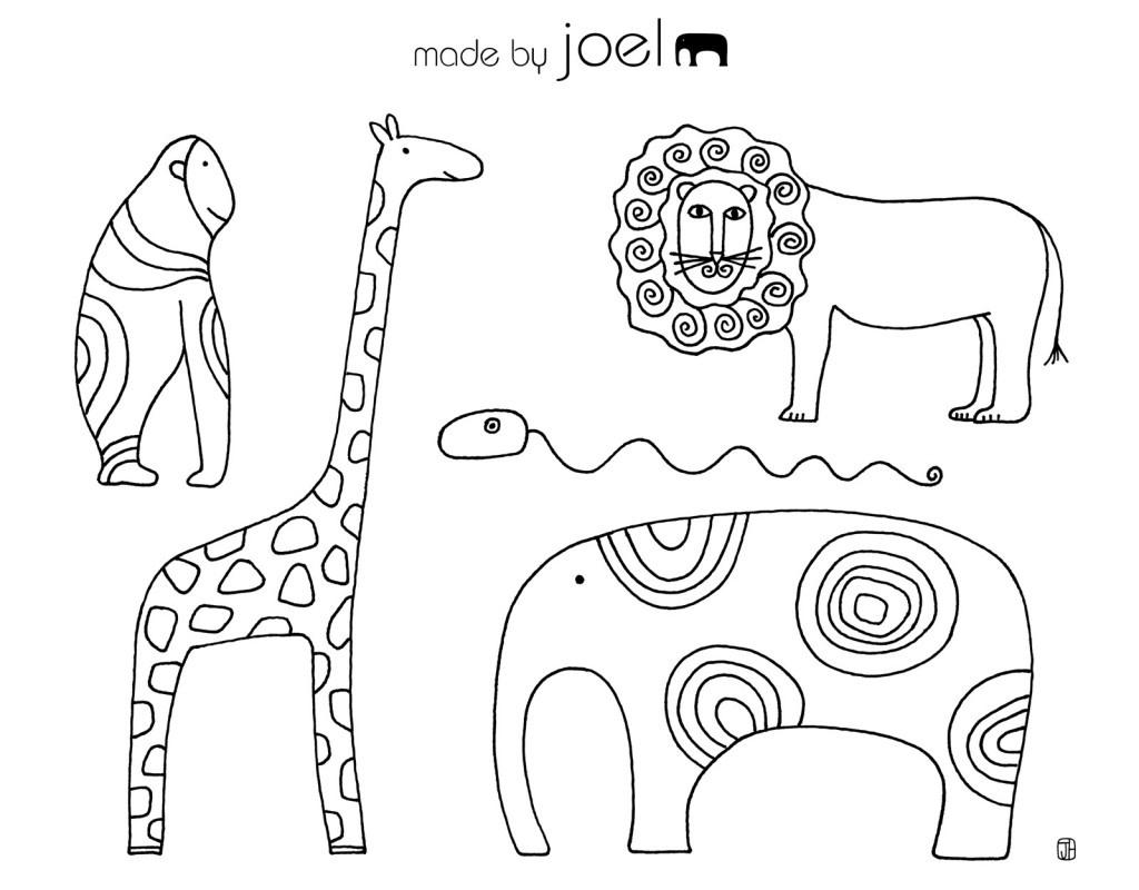Madejoel » Free Coloring Sheets! - Free Coloring Printables